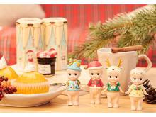小さな天使「ソニーエンジェル」のクリスマスシリーズが登場