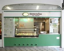 カリフォルニア発オーガニックアイス「スリーツインズ」のアイスクリームサンドが日本初上陸!
