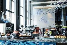 最上階からの眺望もお楽しみのひとつ♩品川プリンスホテル「スイーツのいちご畑」がテーマのいちごブッフェ♡