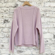 【#今週のGU新作】春先まで着られそうなセーターとワイドパンツをGET!あたたかい&かわいいを逃さないで♡