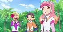 『 アイカツフレンズ! 』 第33話「ドッカ~ン☆冒険カザン島!」ハニーキャットはやっぱり凄かった!【感想コラム】
