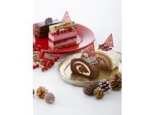 一人から楽しめる「パティスリーキハチ」のクリスマスケーキ