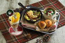 スヌーピーの仲間達とクリスマス♡PEANUTS Cafe 中目黒やPEANUTS DINER 横浜などの限定メニューがかわいい