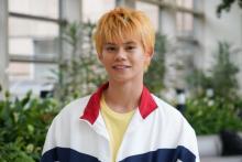 超特急・カイ、映画『東京喰種2』でヒデ役の続投決定「心から幸せな時間」