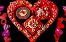 ヒルトン小田原リゾート&スパで苺ビュッフェ&アフタヌーンティーが開催♩第1弾は「Love for you」がテーマ♡