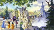 東京ディズニーランド、2020年春オープンの新施設名称決定 メイキング映像も