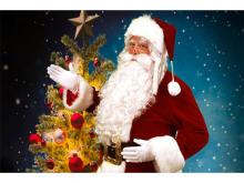 サンタが部屋にプレゼントをお届け!イブの特別宿泊プラン