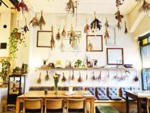 ボタニカルな空間に癒される♡イスタンブールのカフェ「Pop's Balat」