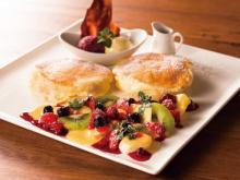 ふわとろパンケーキで人気の「むさしの森珈琲」が北海道に!