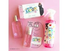 香水ブランド「レールデュサボン」がバーバパパとコラボ