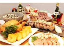3日間限定!クリスマス特別メニューで朝から贅沢なひと時を