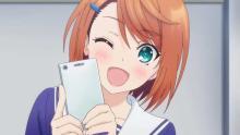 『 ゆらぎ荘の幽奈さん 』宮崎千紗希ちゃんの笑顔がとても愛らしいっ!!