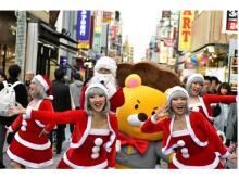 静岡マルイ・モディにて「クリスマスフェスタ2018」開催!