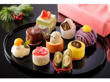 門松や鏡餅がケーキに!新年を祝うのにぴったりなスイーツBOX
