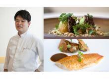 ニューオータニ、1ツ星レストラン「Alliance」フェア世界初開催