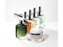 Diorのカスタマイズ型スキンケアラインに新美容液&化粧水