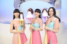 Perfume、人形劇でEテレ名物キャラクターたちと夢の共演