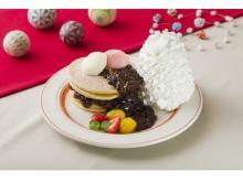 「Eggs 'n Things」に新年を彩る和風パンケーキが登場