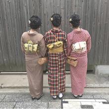 今年の初詣は着物デートを楽しもう♡SNSで人気のレトロモダンなレンタル着物屋さんカタログ