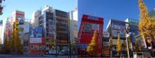 秋葉原のクリスマスまとめ2018・前編『ご注文はうさぎですか??』『ラブライブ!サンシャイン!! 』『マギアレコード 魔法少女まどか☆マギカ外伝』クリスマスの秋葉原を こっそり偵察してきたよ!