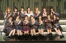 NMB48が新春公演で大組閣発表「勝負の年になる」