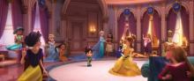 アリエルがあの名曲の替え歌を披露 プリンセスたちの女子会シーン解禁