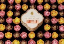 お花畑みたいなショコラがかわいすぎる♡新スイーツブランド「TOKYOチューリップローズ」が誕生!