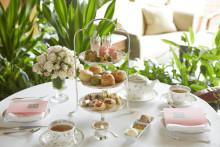 庭園の桜もお楽しみ♩ホテル椿山荘東京、大人お花見Styleな「桜アフタヌーンティー」が2月スタート♡