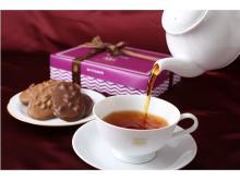 チョコレートのような芳醇な香り!ヴィタメールの限定紅茶