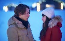 登坂広臣&中条あやみ主演『雪の華』 葉加瀬太郎手がけるMV公開「宝物のような曲ができた」