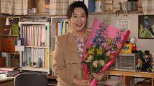名取裕子クランクアップ「世代を問わず作品のメッセージを届けたい」