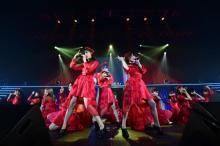 "AKB48チームA""王女20人""で単独コン 大道芸人率いて圧巻パフォーマンス"