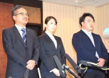 NGT48運営が会見 対応遅れを謝罪 当初は公表予定なく「メンバーの保護を…」