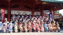 AKB48グループ、過去最多44人が成人式 NGT48荻野由佳「平成の大トリ世代!」【全メンバーコメント掲載】