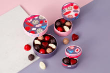 """思わずパケ買いしそう!資生堂パーラーの""""幸運のショコラ""""をテーマにしたバレンタイン商品がかわいすぎる♡"""