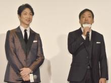 野村萬斎、香川照之の演技に驚き「迫力が」 及川光博は「表情筋のアスリート」と表現