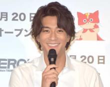 三浦翔平、桐谷美玲との新婚生活は「仲良くやってます」 ケンカもなく宣言通りの「笑顔の絶えない家庭を」