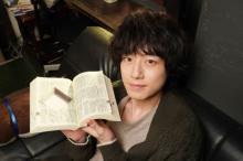 坂口健太郎主演『イノセンス』×トリックアートアーティストMOZUが毎話コラボ