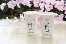 シェイクシャック、春限定「シャクラシェイク」が2月スタート♩今年は月ごとに異なる桜フレーバーがお目見え♡
