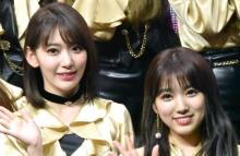 IZ*ONE宮脇咲良&矢吹奈子、指原卒業発表に奮起「私たちがアイドル界を盛り上げる」
