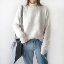 ユニクロのメンズアイテム「モックネックセーター」が優秀♡真似して着たいカジュアルルック5つ