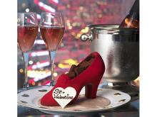 """期間限定!""""赤い靴""""を味わう宿泊プランで甘いひとときを"""