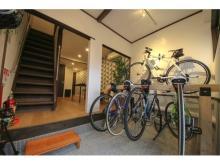 """テーマは""""自転車で旅する""""!体験型民泊が大阪京橋にオープン"""