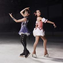 ザギトワ&メドベージェワが魔法少女に、白石麻衣ら乃木坂46がキュートな制服姿を披露【注目CM】