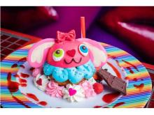 「KAWAII MONSTER CAFE」の可愛すぎるバレンタインメニュー