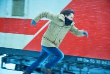 登坂広臣が雪の中を全力疾走 映画『雪の華』メイキング映像解禁