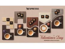 ネスプレッソのコーヒー×チョコのペアリングを楽しもう!