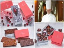 「トゥールダルジャン」が贈る珠玉のバレンタインショコラ