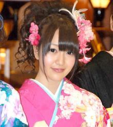 元AKB48佐藤亜美菜、結婚を発表 第1回総選挙8位ランクイン