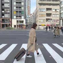 今週末の東京は春の陽気?15度以上20度未満の一日のお手本コーデとマストアイテムって?♡